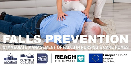 Falls Prevention & Immediate Management of Falls in Nursing & Care Homes tickets