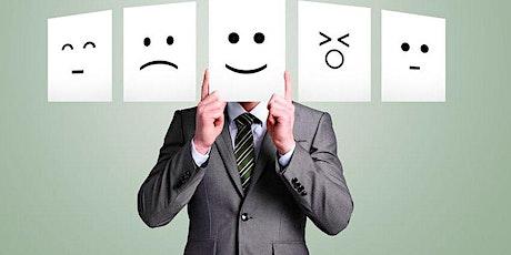 Webinar Emplea: Pensamiento Positivo  para encontrar trabajo. entradas
