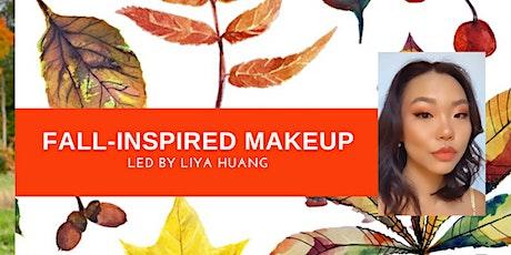 Fall Inspired Makeup with Liya Huang (English) tickets