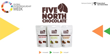 Meet the Founders: Five North Chocolate tickets