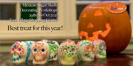 Sugar Skull Decorating Workshop tickets