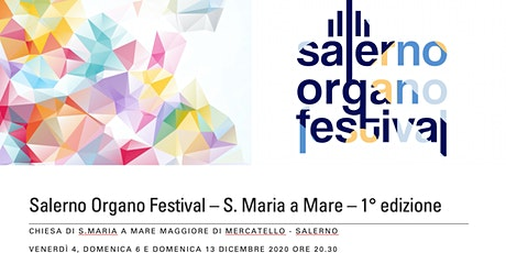 Salerno Organo Festival tickets