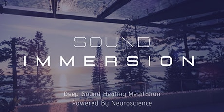 Immersive Sound Healing tickets
