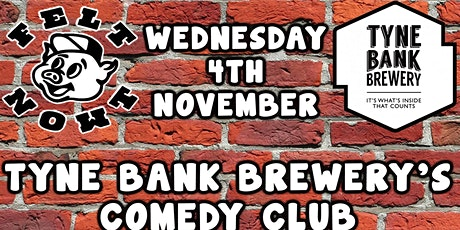Tyne Bank Brewery Comedy Club tickets