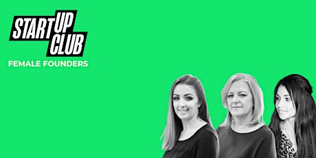 Startup Club : Female Founders tickets