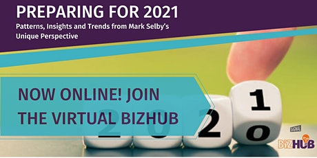 PREPARING FOR 2021– Patterns, Insights and Trends with Mark Selby tickets