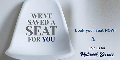 TUESDAY SERVICE 20/10/2020 tickets