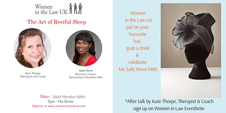 """In Conversation with....."" Sally Penni with Kate Thorpe tickets"