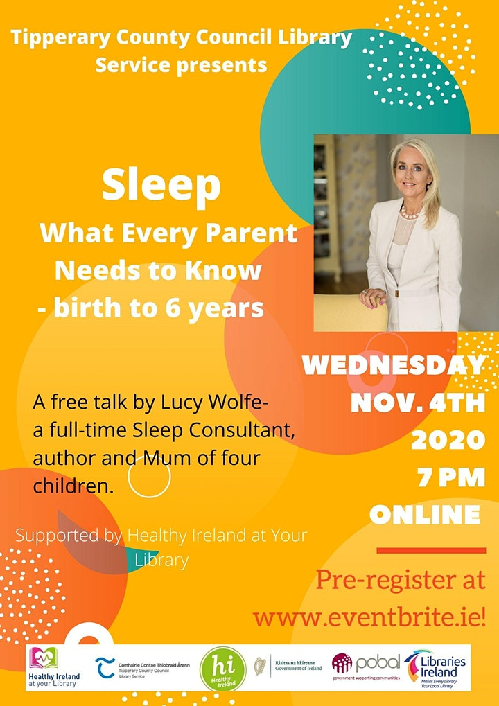 Sleep - What Every Parent Needs to Know image