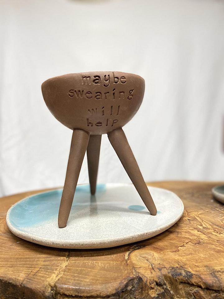 Potty Mouth Pottery image