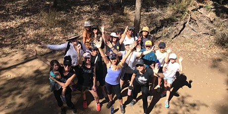 InTents Healing - Hike and Heal (free) tickets
