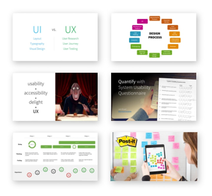 Learn UX and UI design in 5-day crash course with portfolio advice image