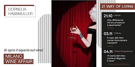 Milano Wine Affair biglietti