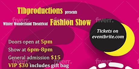 Winter n Wonderland fashion show tickets
