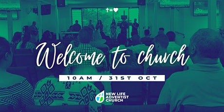 New Life Church 10am Service 31st Oct tickets