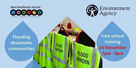 Kent Flood Warden Training tickets