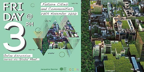 Future Cities and Communities tickets