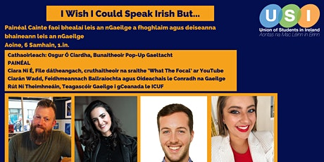 I wish I could speak Irish but... tickets