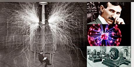 Nikola Tesla: The Man Who Sparked the Electrical Revolution Live Webinar tickets