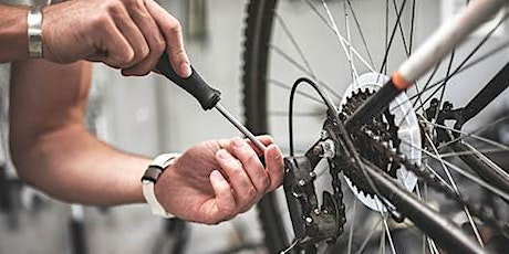 ding | community bike workshop mini-servicing & repairs tickets