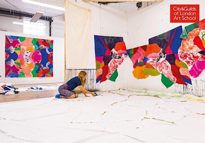 MA Fine Art Online Open Days image