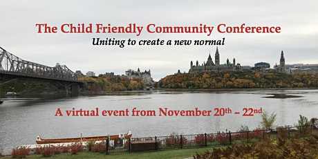 The Child Friendly Community Conference tickets