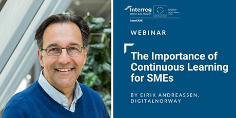 Webinar: The Importance of Continuous Learning for SMEs tickets