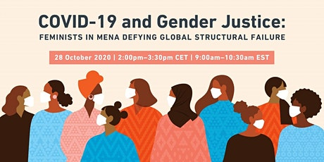 COVID-19 and Gender Justice tickets