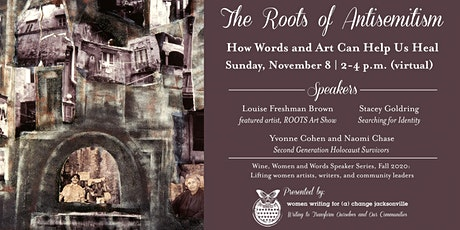 The Roots of Antisemitism: How Words and Art Can Help Us Heal tickets