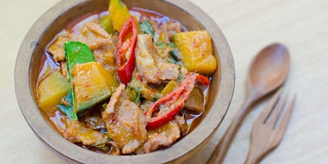 Healthy Southeast Asian Classics - Cooking Class by Cozymeal™ tickets