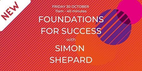 Foundations For Success tickets