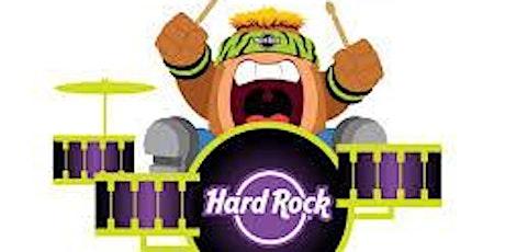 Muziekles voor Kids @ Hardrock Hotel Amsterdam American 9 - 13 jaar tickets
