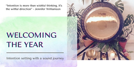 Welcoming the year with a Sound journey tickets