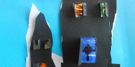Halloween Haunted Houses - Kid's Workshop-7-11yrs : dlr LexIcon Gallery tickets