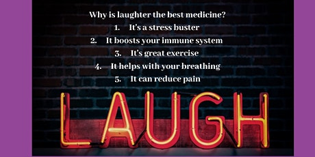 Laughter Yoga Free Taster Class tickets