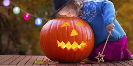 Magie di Halloween biglietti