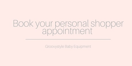 Groovystyle consultation Thursday 05/11/2020 (Late night opening)
