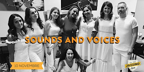 Sounds and Voices - Live at Jazzino tickets