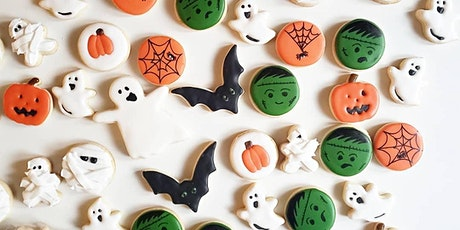 Introduction to Sugar Cookie Decorating Class- Halloween Edition tickets