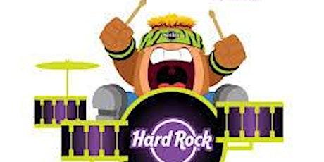 Muziekles voor kids  @ Hardrock Hotel Amsterdam American 5-9 jaar tickets
