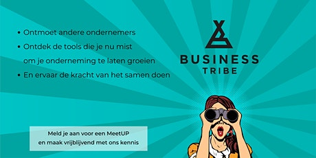 Business Tribe Live MeetUp tickets