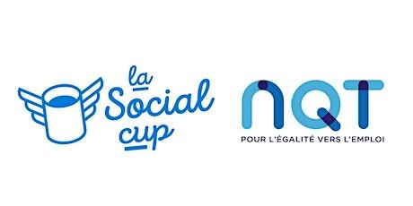 Découverte de l'Entreprenariat social & Atelier d'émergence en ligne tickets