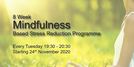 8 Week Mindfulness Based Stress Reduction tickets