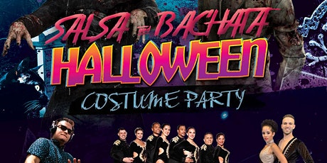 Salsa & Bachata Halloween Party tickets