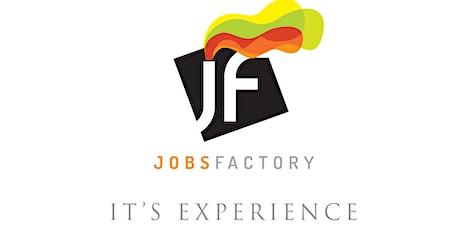 JobsFactory  Orientamento PV (M) biglietti