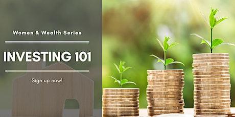 Women & Wealth Series: Investing 101 tickets