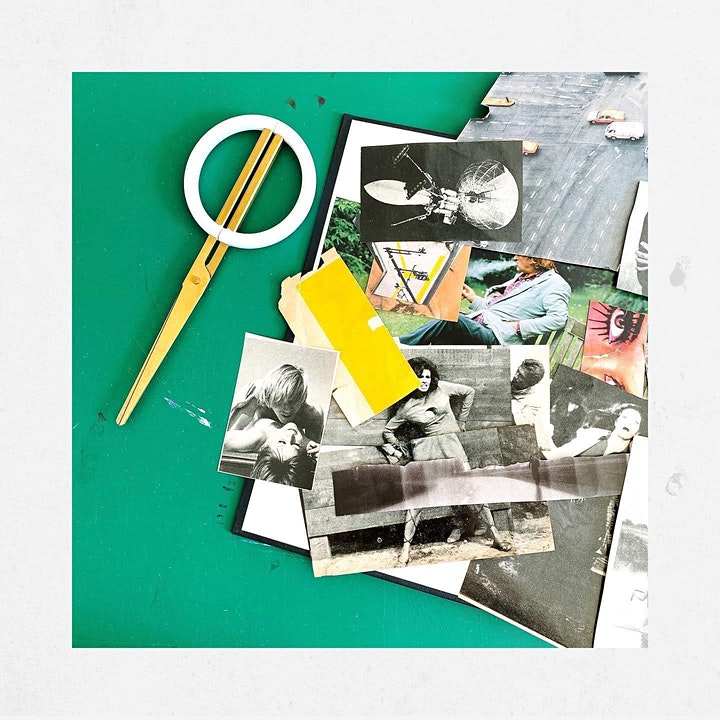 Art and Wellbeing - Collage Workshop image