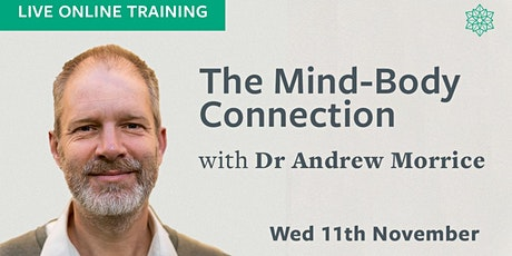 The Mind-Body Connection (Live Online CPD Workshop) tickets