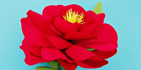 Blooming Marvellous! Giant Paper Flower Workshop tickets
