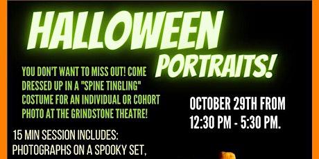 Halloween Portraits tickets